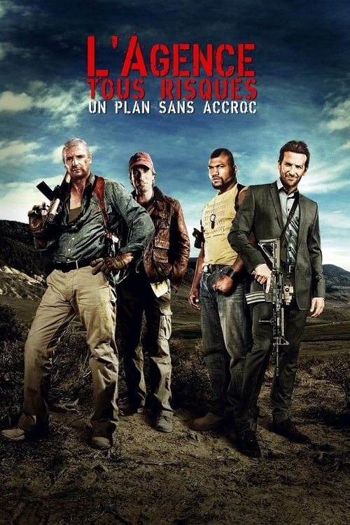 Regarder L'Agence tous risques (2010) streaming vf hd