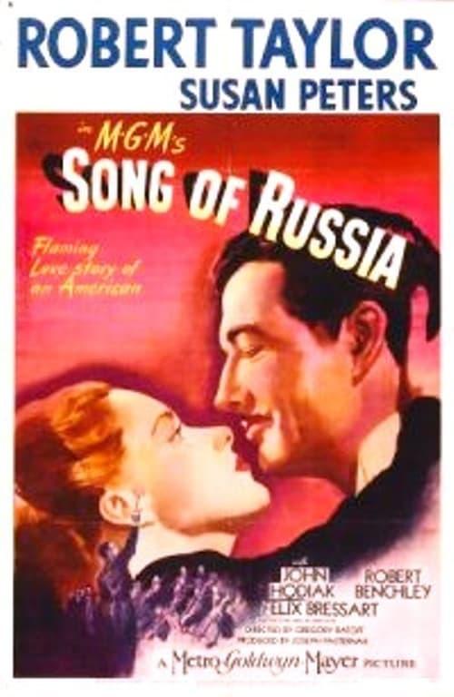 Ver Song of Russia Online