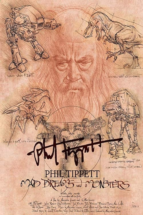 Película Phil Tippett: Mad Dreams and Monsters Gratis