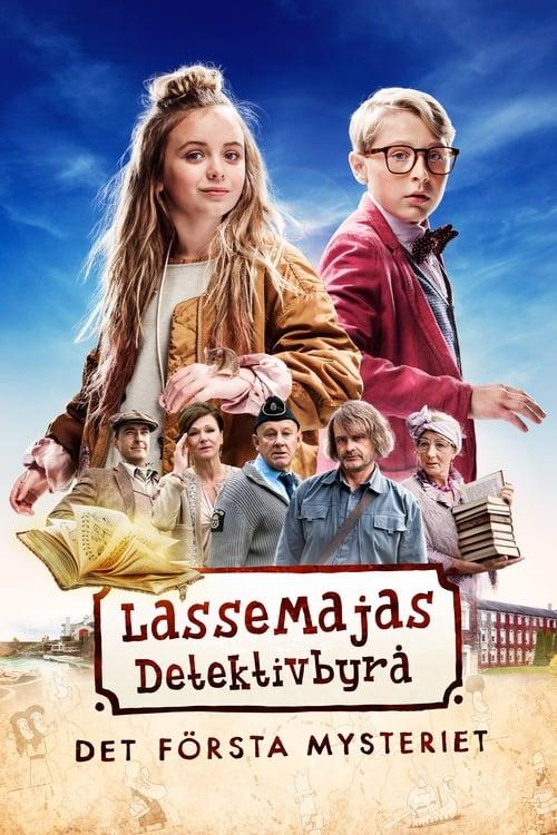 Película LasseMajas detektivbyrå - Det första mysteriet Gratis