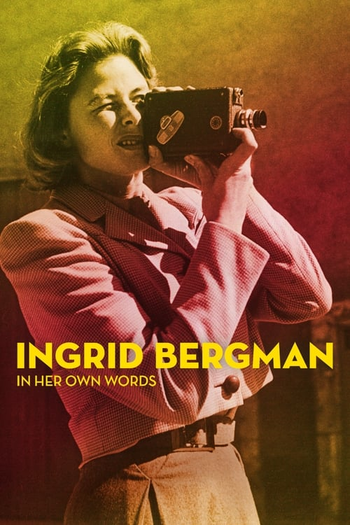 Largescale poster for Ingrid Bergman: In Her Own Words