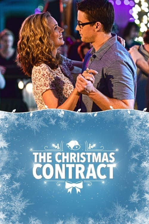 The Christmas Contract (2018) Poster