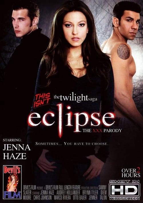 This Isn't 'The Twilight Saga: Eclipse': The XXX Parody