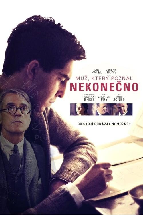 Sledujte Film Muž, který poznal nekonečno V Češtině