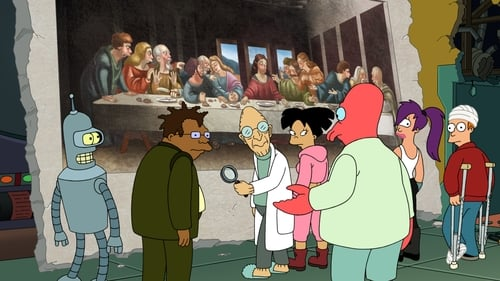 Futurama - Season 6 - Episode 5: The Duh-Vinci Code