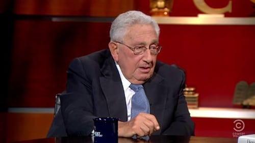 The Colbert Report: Season 7 – Episod Henry Kissinger