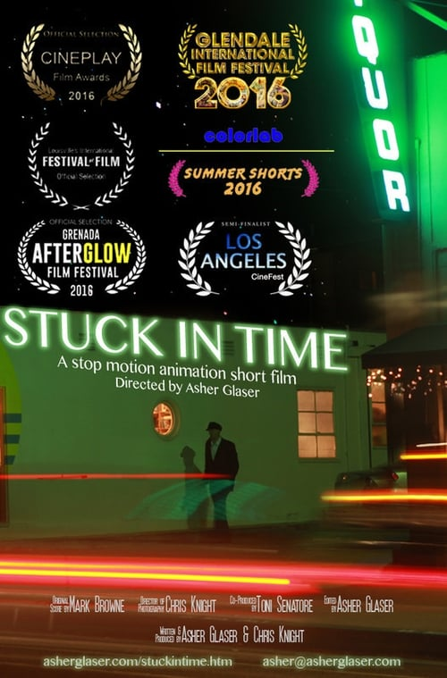 Stuck In Time (2016)