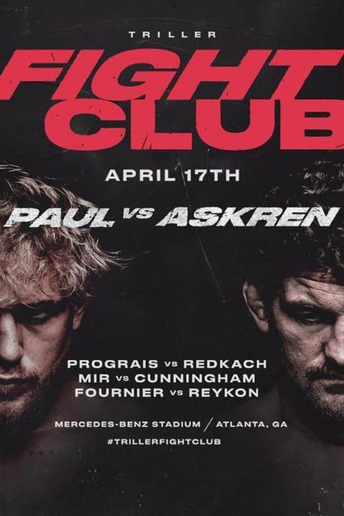 Torrent Triller Fight Club: Jake Paul vs Ben Askren