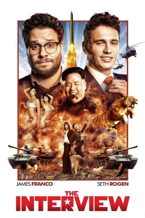 Download The Interview (2014) Movie Free Online