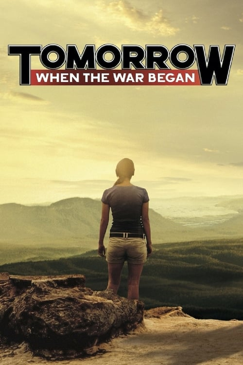 Tomorrow, When the War Began - Poster