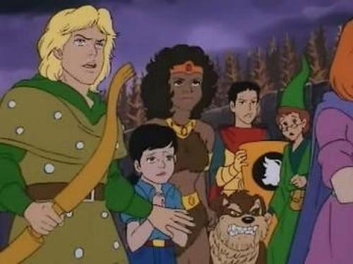 Assistir Caverna do Dragão S02E01 – 2×01 – Dublado