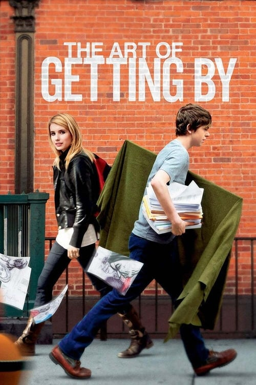 The Art of Getting By - Poster