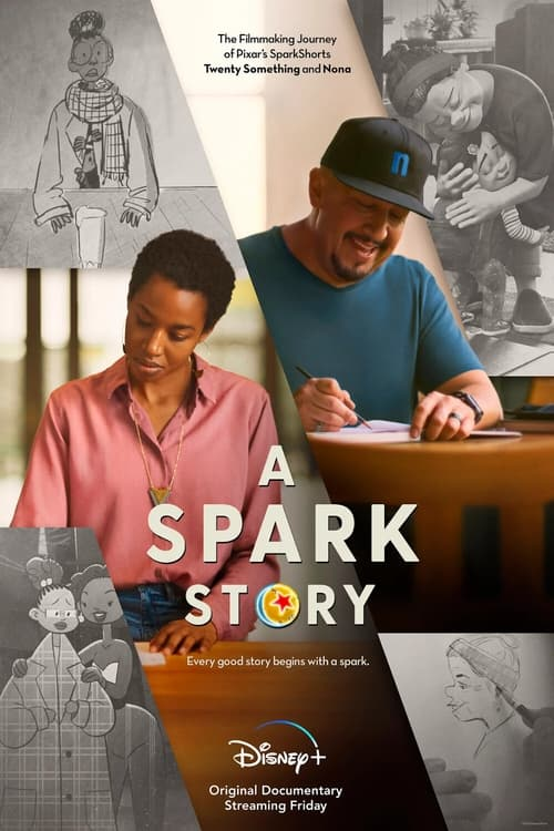 Download A Spark Story instanmovie