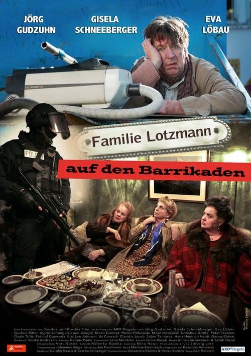 Película Familie Lotzmann auf den Barrikaden Doblado Completo