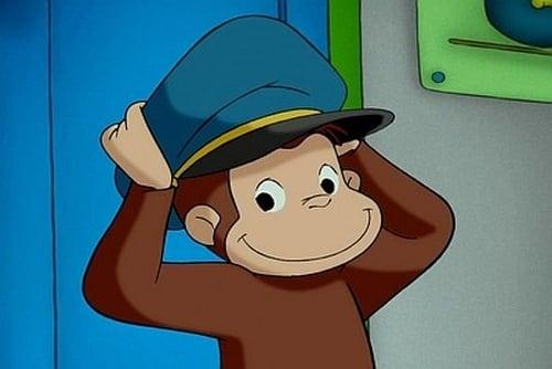 Curious George 2006 720p Webdl: Season 1 – Episode Curious George, Train Master