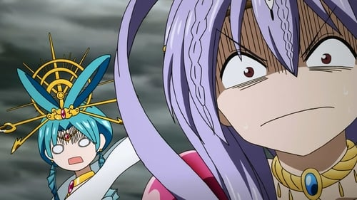 Watch Magi S2E23 Online
