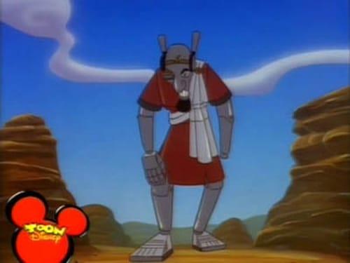 Aladdin 1994 Imdb: Season 1 – Episode A Clockwork Hero