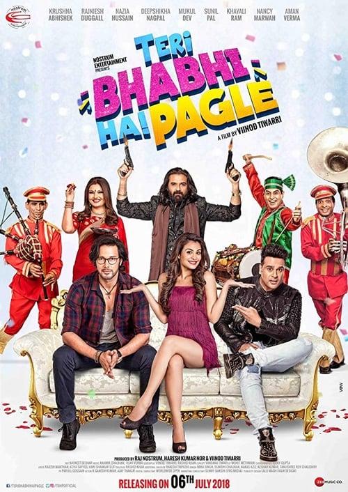 Teri Bhabhi Hai Pagle poster