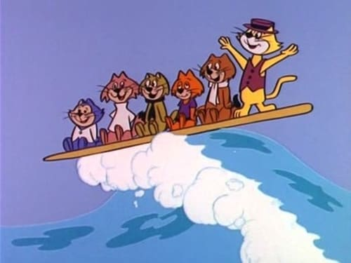 Top Cat 1961 720p Retail: Season 1 – Episode Hawaii, Here We Come
