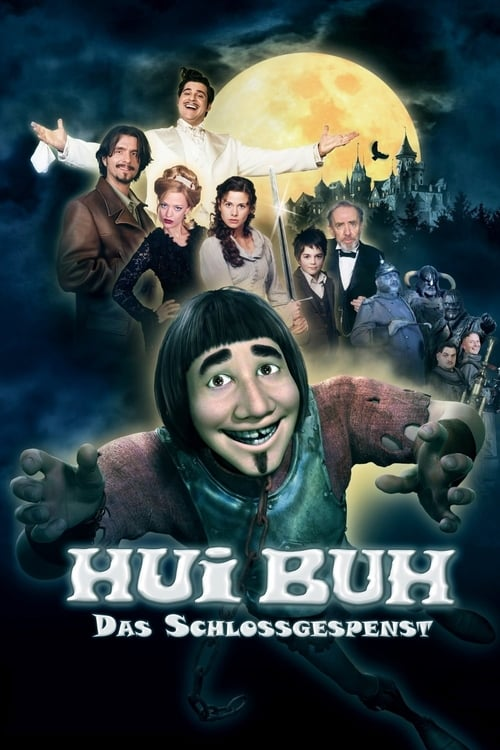 Hui Buh, das Schlossgespenst - Poster