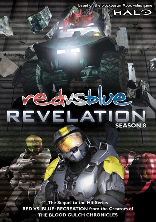 Largescale poster for Red vs. Blue - Revelation