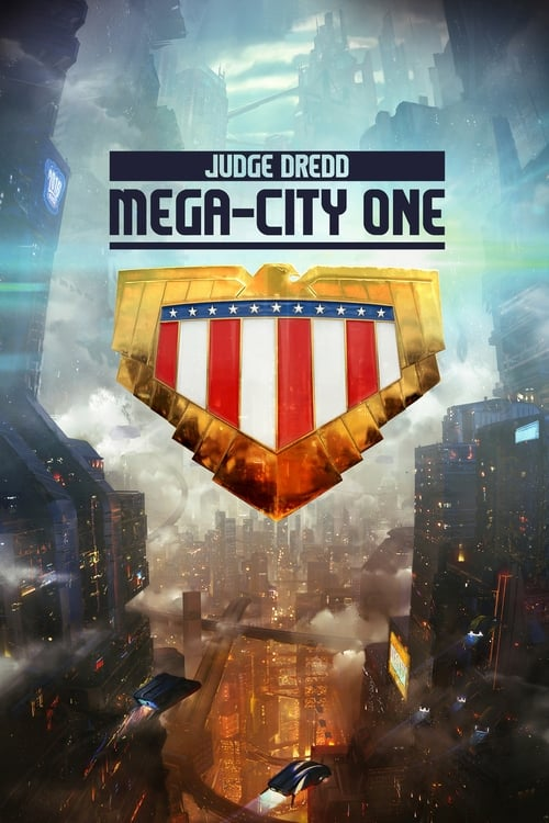 Judge Dredd: Mega-City One (2018)