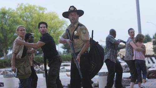 The Walking Dead - Season 1 - Episode 5: Wildfire
