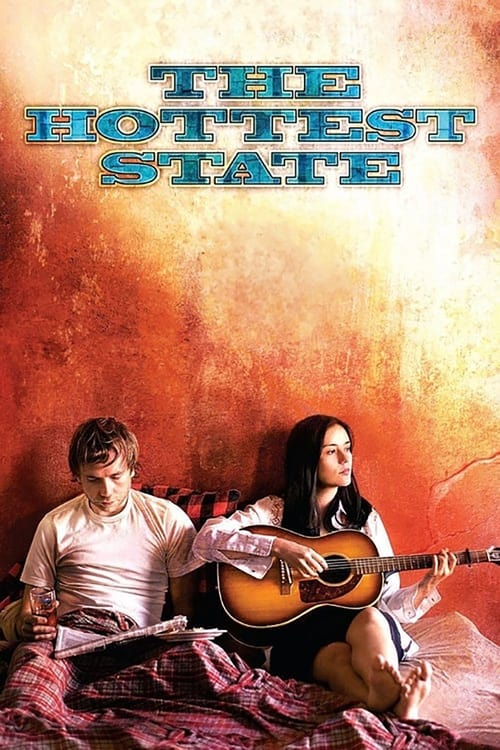 The Hottest State - Poster