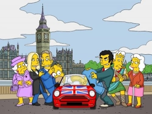 The Simpsons - Season 15 - Episode 4: The Regina Monologues