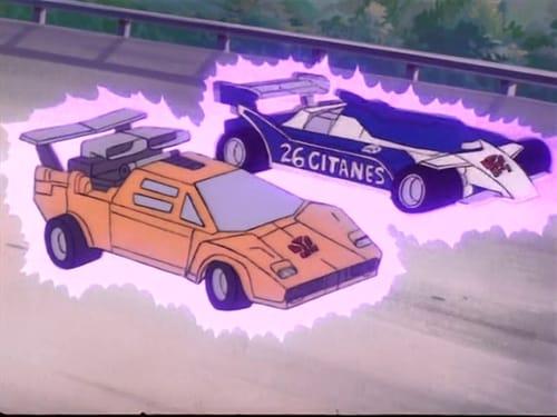 The Transformers: Season 2 – Episod The Autobot Run