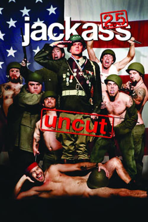 Jackass 2.5 (2007) Poster