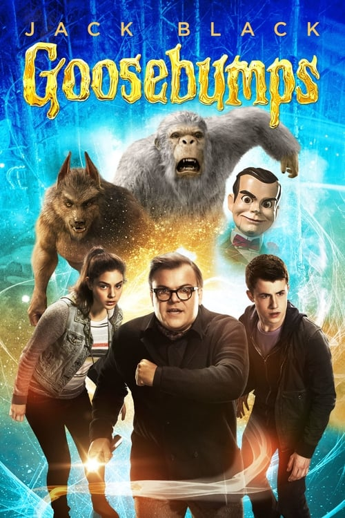 Download Goosebumps (2015) Best Quality Movie