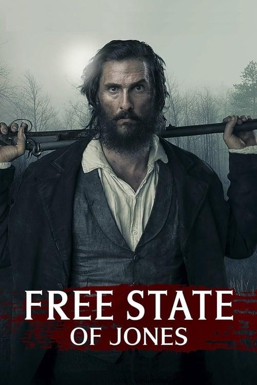 Free State of Jones (2016) Poster