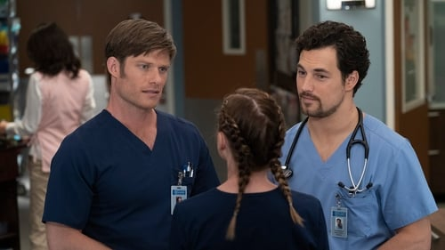 Grey's Anatomy - Season 15 - Episode 9: Shelter from the Storm