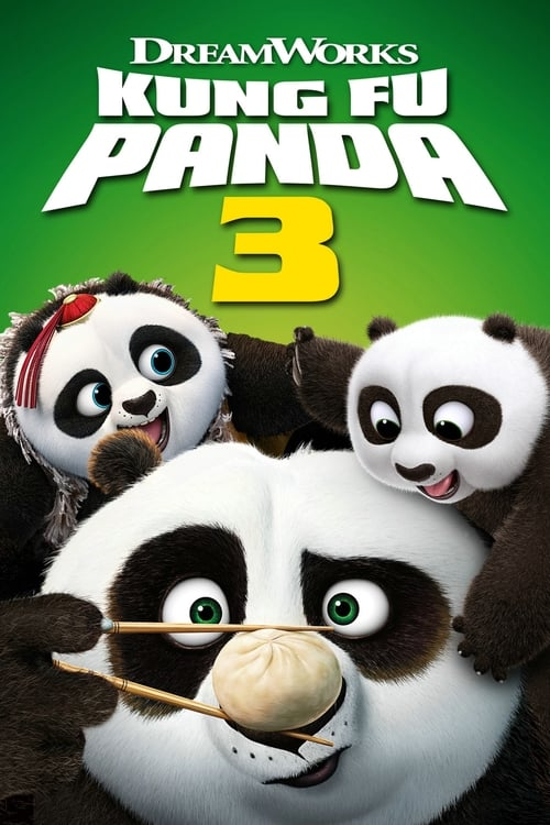 Kung Fu Panda 3 - Action / 2016 / ab 0 Jahre