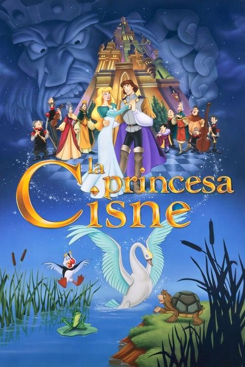 Mira La Película La princesa Cisne Doblada Por Completo