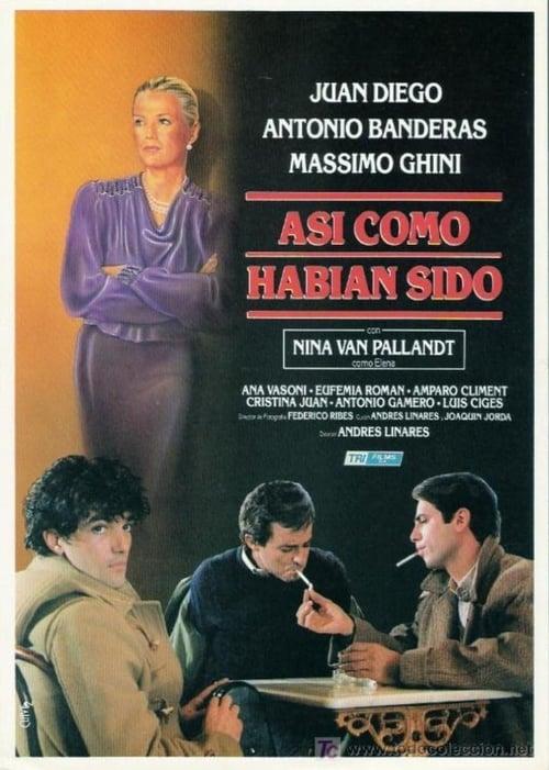 Filme Así como habían sido Em Português