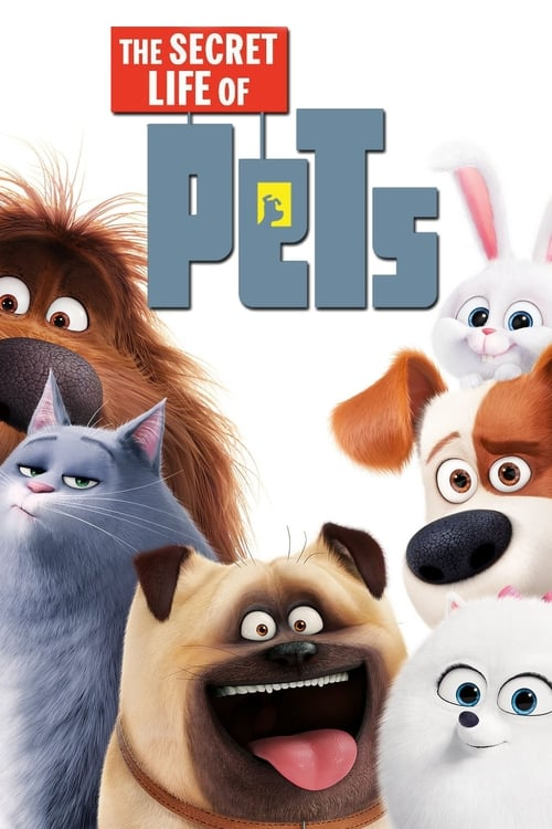 Streaming The Secret Life of Pets (2016) Best Quality Movie