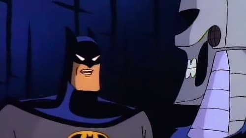 Batman: The Animated Series: Season 1 – Episod His Silicon Soul