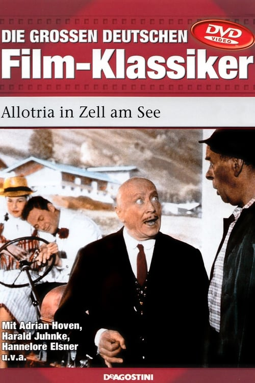 Allotria in Zell am See (1963)