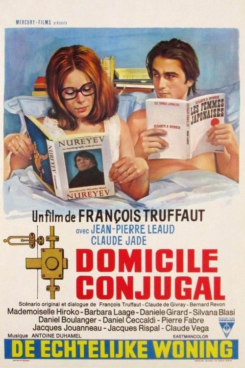 Regarder Domicile conjugal (1970) Streaming HD FR