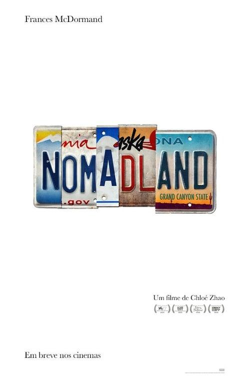 Assistir Nomadland - HD 720p Dublado Online Grátis HD