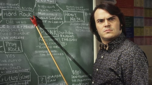 School of Rock (2003) Subtitle Indonesia
