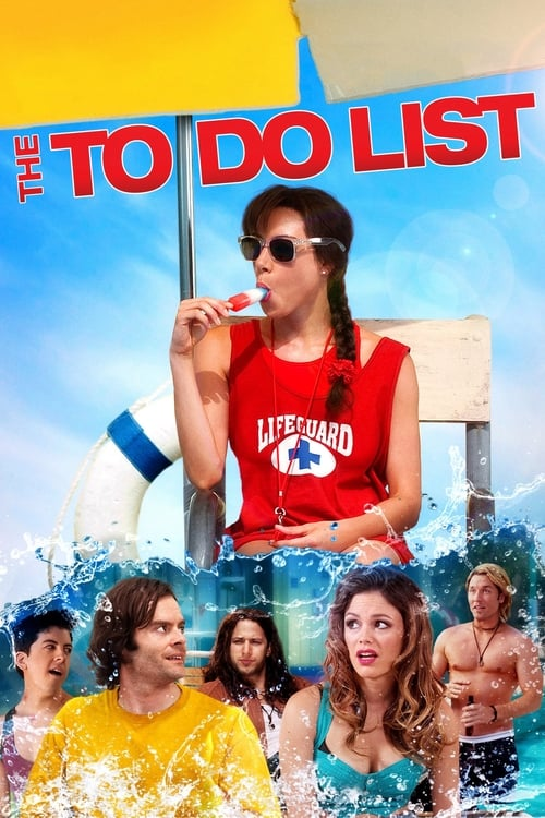 The To Do List - Poster