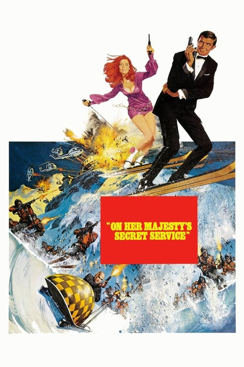 Download On Her Majesty's Secret Service (1969) Movie Free Online
