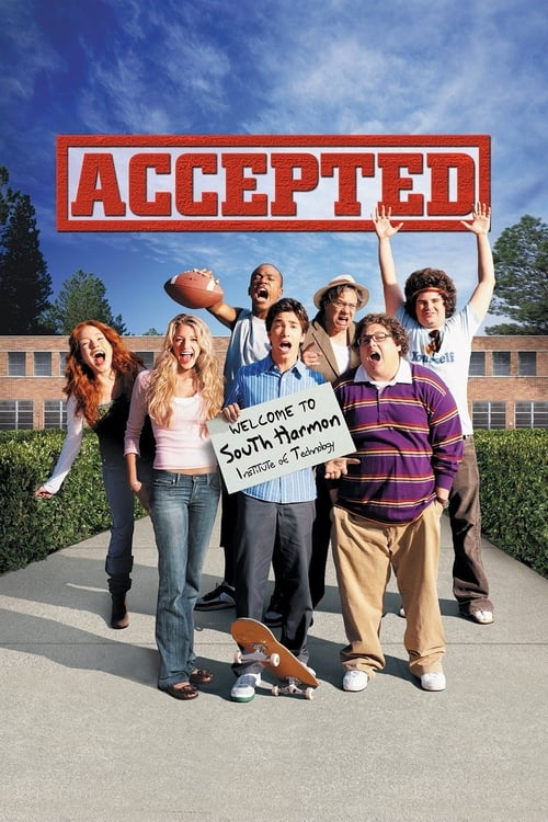 Watch Accepted (2006) Full Movie
