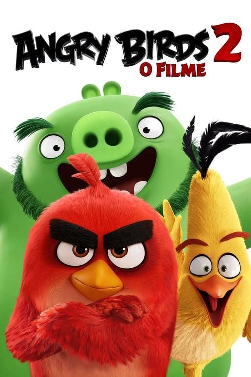 Assistir Angry Birds 2: O Filme - HD 720p Dublado Online Grátis HD