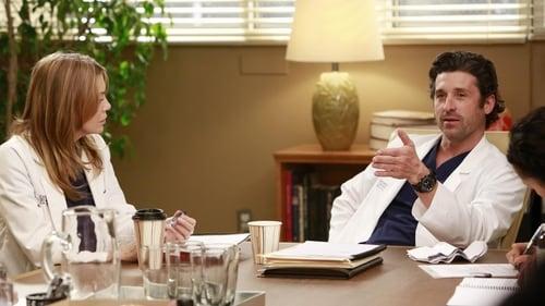 Grey's Anatomy - Season 9 - Episode 17: Transplant Wasteland