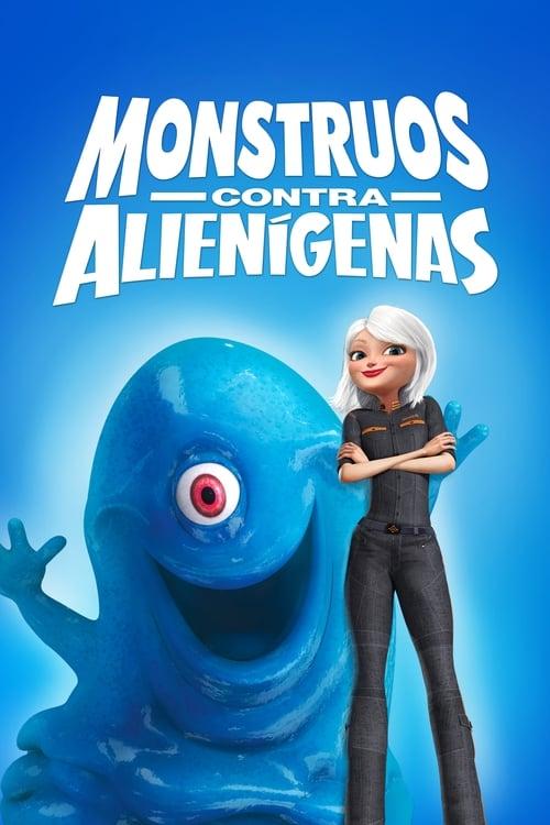 Imagen Monstruos contra alienígenas