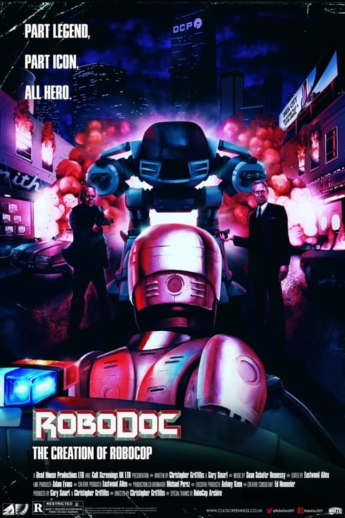 Película RoboDoc: The Creation of Robocop Completamente Gratis